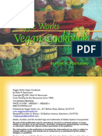 Veggie Works Vegan Cookbook