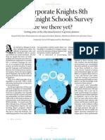 GideonFormanDoctorknight Schools Report