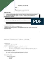Proiect Lectie Structura Constitutiei Romaniei 127721602