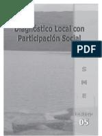 Diagnóstico Local con Participación Social - Usme