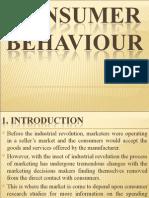 6.Consumer Behaviour[1]