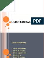 Unión Soldada