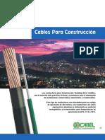 Cables Para Construccion