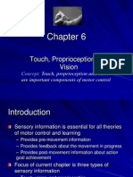 Chapter 6. Touch, Propriocepti