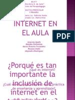 Internet en La Escuela