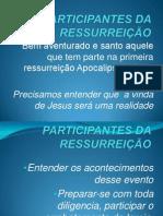 Aula EBD,participando da ressurreição