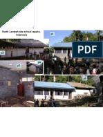 North Lembeh Site School Repairs, Indonesia
