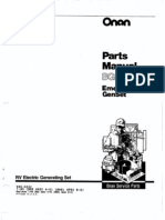 BGE Spec a Parts Manual
