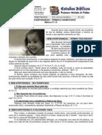 LIÇÃO 02 - EBD - AS BEM AVENTURANÇAS - TERMOS E SIGNIFICADOS _MT 5.1-2