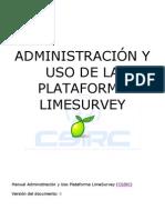 manualLimeSurvey_CSIRC_v5