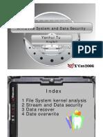 Yanhui Tu-NTFS File System Kernel Analysis and Database Security