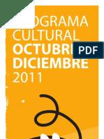 PDF Programa Cultural Oct-Dic 2011