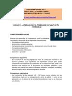 PROGRAMACIÓN unidad medi 5º santillana