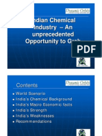 Indian Chemical Industry_2011