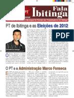 Fala Ibitinga 2011 - Filie-se ao PT