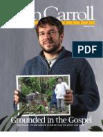 John Carroll University Magazine Winter 2007