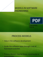 Process Models in Software Engineering
