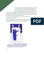 Partes de un Transformador de Distribución sumergido en Aceite