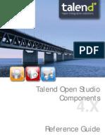 TalendOpenStudio Components RG 42a En