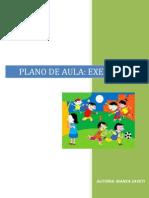 PLANO DE AULA EXERCÍCIOS