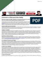 Comment Un Etat Peut Faire Faillite - LeJDD.fr