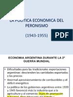 La Economia Peronista (Primera Parte) TEORICA-ALE