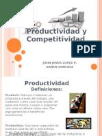 Competitividad y Productividad1