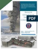 Riesgos Geológicos Erupción Cordón Caulle