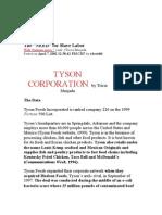 Tyson Corp