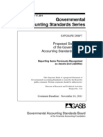 Government Accounting Standards Board (GASB)