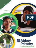 Abbey Prospectus
