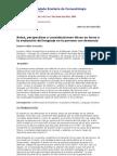 Revista da Sociedade Brasileira de Fonoaudiologia evaluación demencias