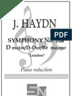 Haydn Sinf104
