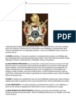 O Emblema Da Ordem DeMolay
