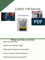 Solventes Parte 1