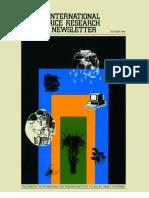 International Rice Research Newsletter Vol.17 No.5