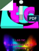 Elementos Del Origen de Las Tic