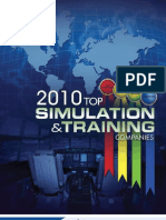 Top Simulation & Training Companies 2010