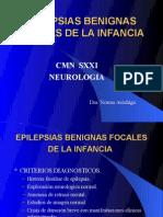 Epilepsias Benignas Focales de La Infancia