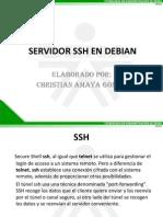 Servidor Ssh en Debian