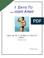 Bodybuilding - Big Arms