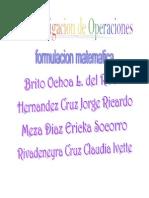 403-c formulacion matematica