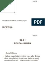 Bioetika Ppt