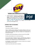 NORMAS ESAF - 2011..