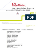 Training Heating Gas Valve Systems