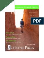 Lifestyle Focus April 2006
