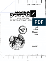 Catalog of Lunar Mission Data
