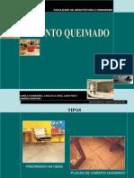 CIMENTO QUEIMADO -Camila Guimarães, Carlayla Pinheiro, Lara Venturin e Samara Quintino