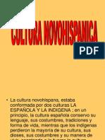 cultura novohispanica