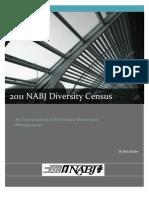 2011 NABJ Diversity Census